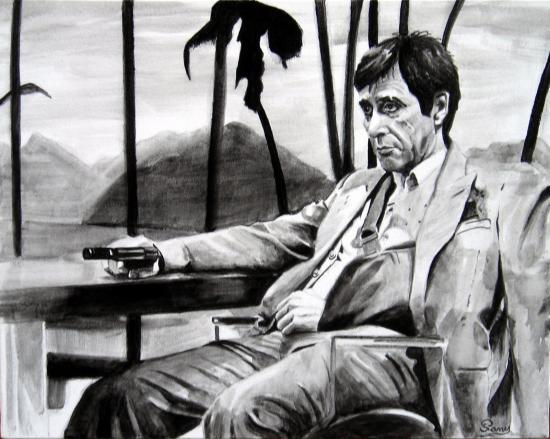 Al Pacino por poussin